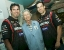 Joe Gibbs Racing MX and Fan
