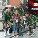 Inside Line kids hang out with Team Monster Energy/Pro Circuit Kawasaki