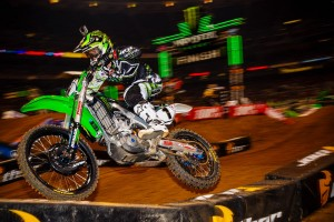 RV takes his 4th SX win in Daytona.  (Photo courtesy of Jeff Kardas.)