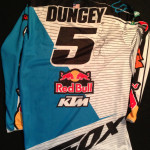 Signed Ryan Dungey Jersey
